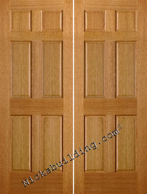 Prehung Oak Interior Door Oak Doors Oak Interior Doors Solid Oak Doors