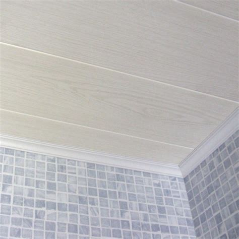 decos coving trim white from the bathroom marquee