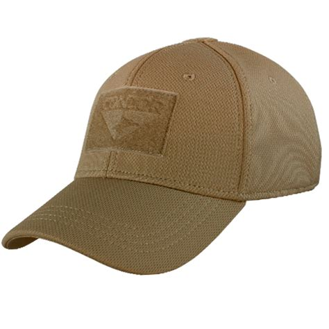 condor flex tactical cap coyote brown