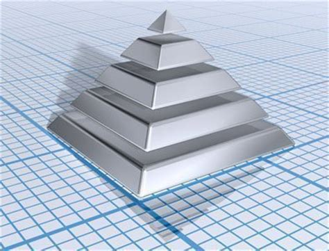 How Do You Make A Pyramid Out Of Paper - how to build a pyramid