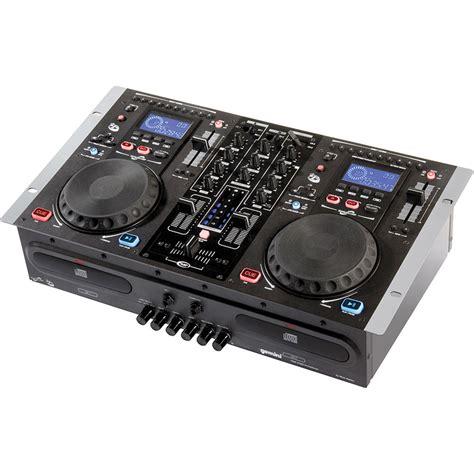Disk Karaoke Player gemini cdm 3700g dual cd and karaoke cd player mixer cdm 3700g
