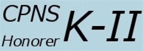 info lowongan cpns 2016 terbaru honorer k2 terbaru maret