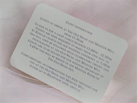 hochzeitseinladung einlegeblatt vintage lace folded wedding invitation by beautiful day