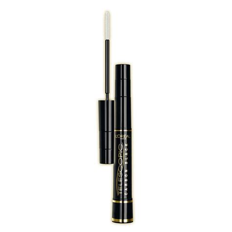 buy telescopic mascara in carbon black 8 ml by l oreal