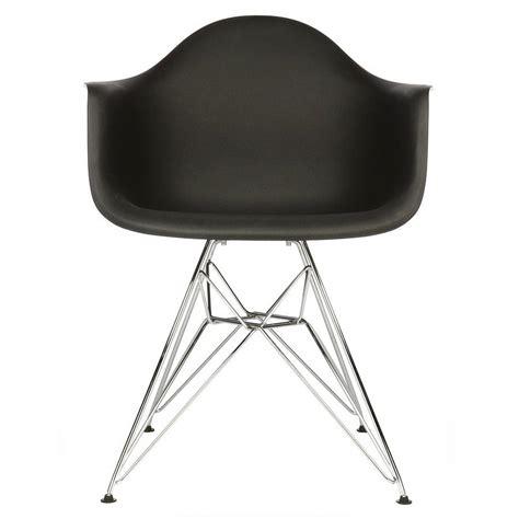 eames eiffel chair chair eames style chrome eiffel dining chair by ciel