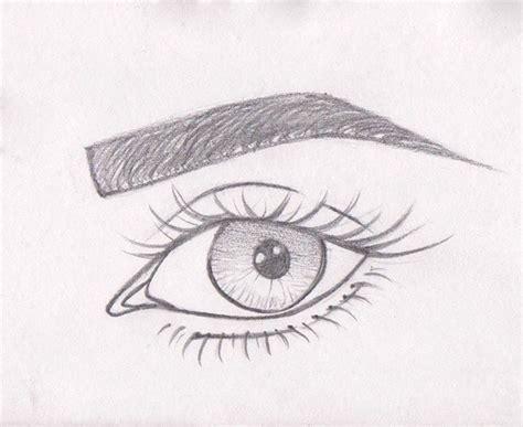 imagenes de ojos faciles de dibujar las 25 mejores ideas sobre dibujar personas en pinterest y