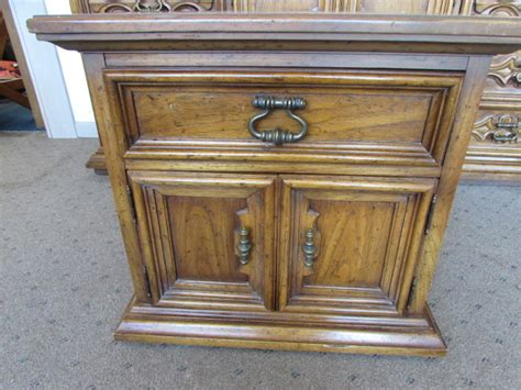 well made couches lot detail well made drexel furniture nightstand
