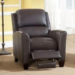 hansen top grain leather recliner costco ottawa