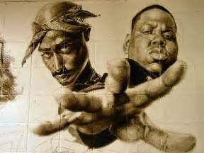 tupac wall mural school mural 2pac and biggie by deadhead16mb on deviantart