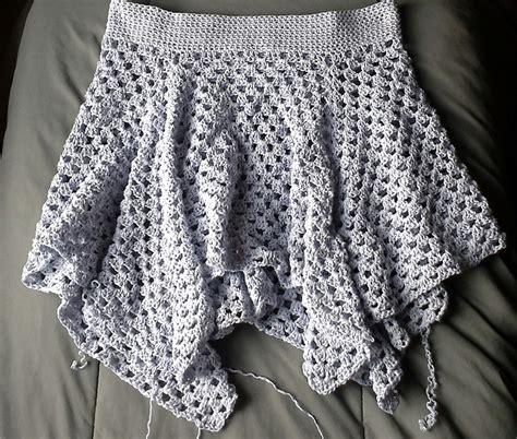 pattern crochet skirt crochet skirt pattern 14