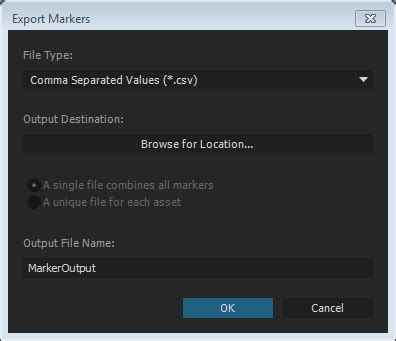 export adobe premiere to encore logging movie clips