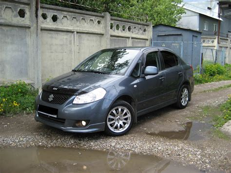 Sx4 Suzuki For Sale 2008 Suzuki Sx4 Sedan For Sale 1600cc Gasoline Ff