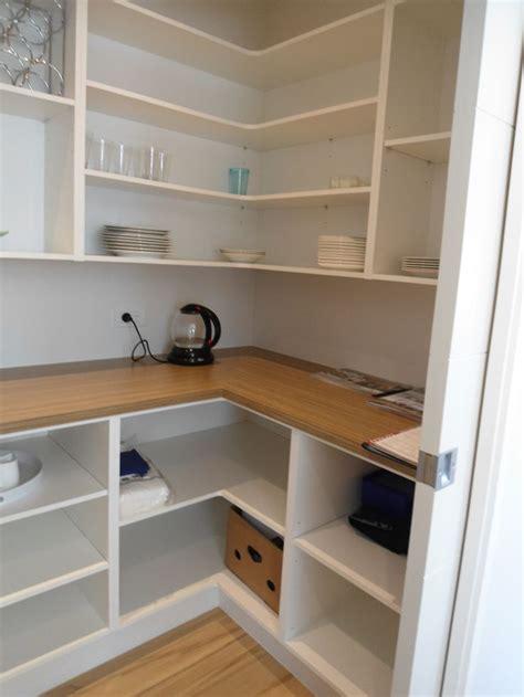 pantry shelving ideas  pinterest pantry