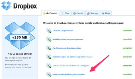 dropbox quora how many new users has dropbox s space race added