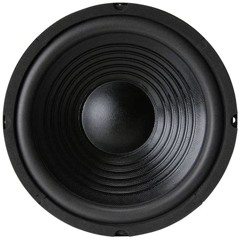 Speaker Subwoofer 8 Inch Termurah new 8 quot woofer speaker 8 ohm home audio stereo sound replacement 100 watts 8inch ebay