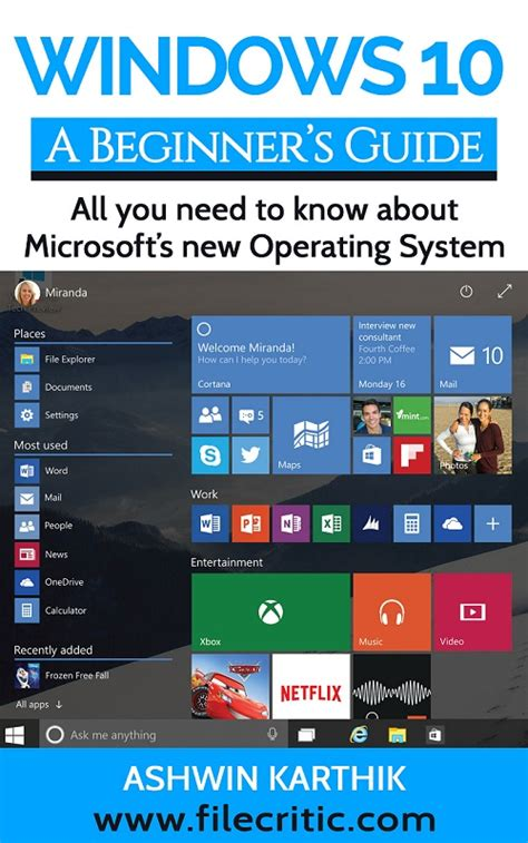 windows 10 the ultimate beginner s guide to learn microsoft windows 10 2017 updated user guide user manual tips and tricks user guide windows 10 books windows 10 a beginner s guide free ebook