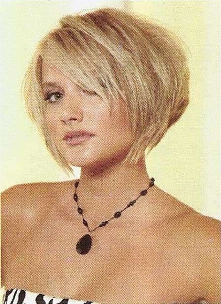 stacked sling haircut or sling haircut sling bob with bangs haircut short hairstyle 2013