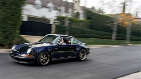 Porsche By Singer by Meet The Man Who Daily Drives A Porsche Reimagined By Singer