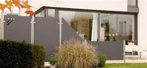 metall überdachung für terrasse sichtschutz zaun dekor