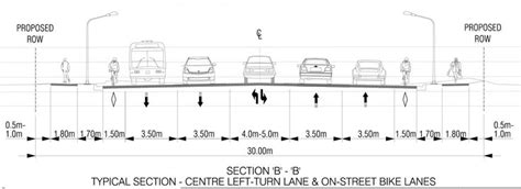 highway section road section google search drawing standards
