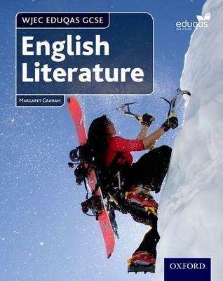 gcse english literature for 1107454557 wjec eduqas gcse english literature student book by