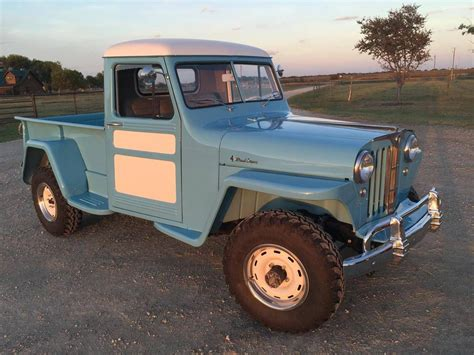 willys jeep truck for sale 1949 willys for sale 1887431 hemmings motor