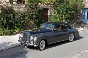 1956 Rolls Royce Silver Cloud Rolls Royce Silver Cloud I 1956 Rolls Royce