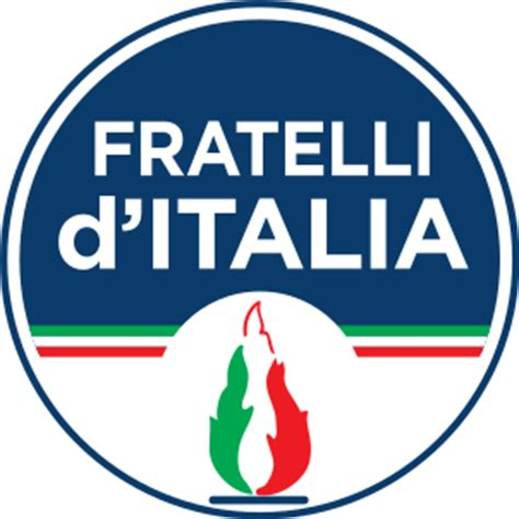 d italia logo file fratelli d italia 2017 svg