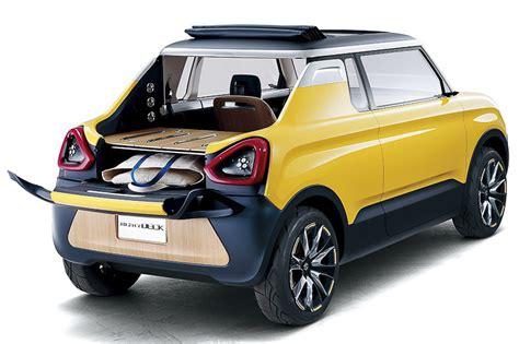 Suzuki Mighty Boy Suzuki Mighty Deck Revealed Could Lead To A New Suzuki