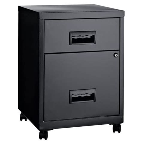 Tesco Filing Cabinet Buy Henry A4 2 Drawer Combi Filing Cabinet With Castors Black From Our Filing Cabinets