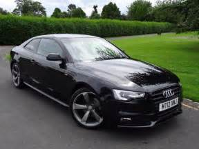 audi a5 2 0 tdi s line black edition coupe 2012 12 in