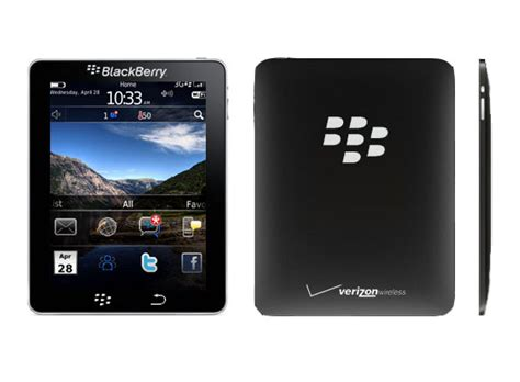 Tablet Blackberry blackpad blackberry tablet
