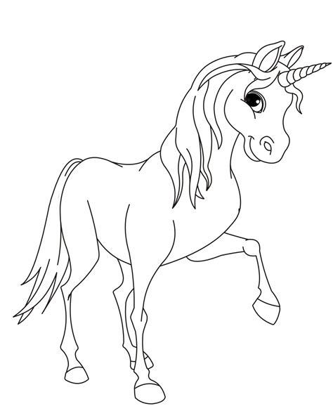 Kostenlose Vorlage Einhorn Malvorlagen Einhorn Kostenlos Ausmalbilder F 252 R Kinder Vorlagen Zeichnen