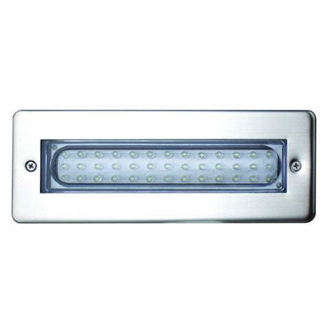 Enzo Outdoor Led Ip65 Slim Brick Light Thin Led Lights