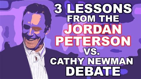 Debate Common Vs Classic by Three Lessons From The Peterson Vs Cathy Newman