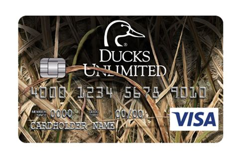 Visa Gift Card Support - ducks unlimited