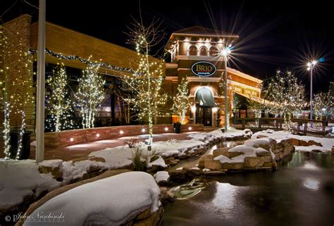 brio denver pictures of park meadows mall at christmas