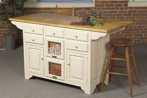 tips to get functional and stunning movable kitchen island