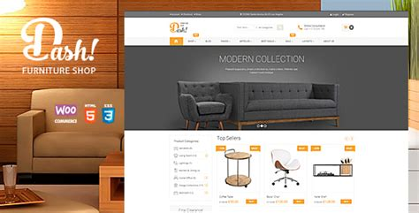 The Ghost Furniture Website A Sneak Peek by Dash Handmade Furniture Marketplace Theme By
