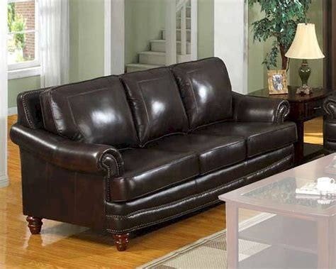 Traditional Leather Sectional Sofa by Traditional Leather Sofa Mo Bols