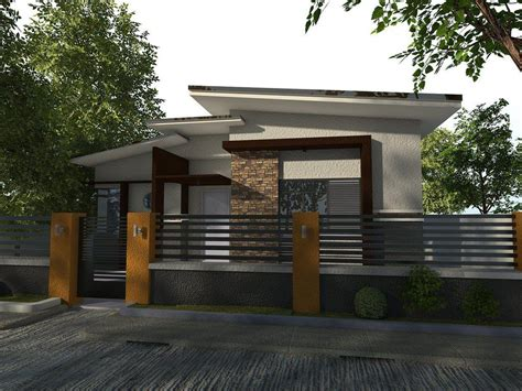 contemporary house plans single ultra modern single home plans