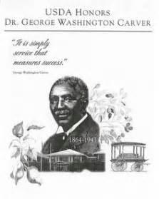 george washington carver book report carver on