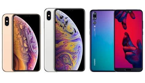 iphone xs xs max und huawei p20 pro im vergleich handy de