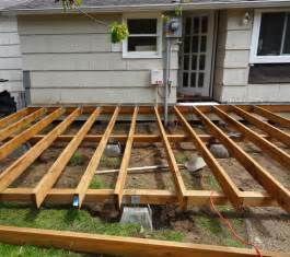 porch building plans how to build a deck in a weekend parr lumber