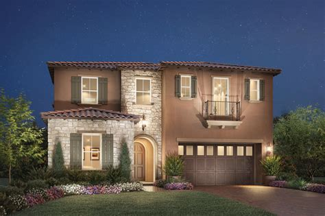 the trails at baker ranch the pacific ridge home design