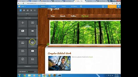 weebly  introduction tutorial  weeblycom create