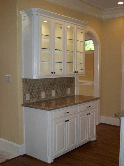 Kitchen China Cabinet Hutch 25 Best Ideas About Built In Buffet On Pinterest Built