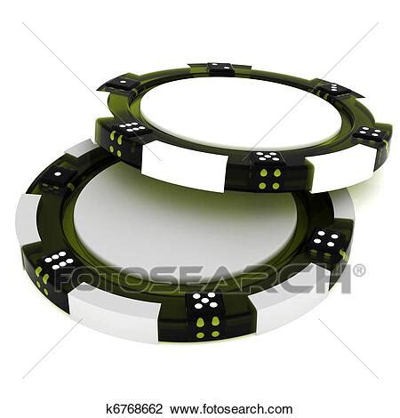 clip art  stacks  poker chips  search