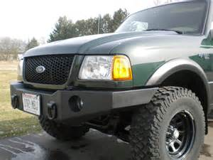 Ford Ranger Bumper Front Plate Bumper On My 02 Ranger Forums The