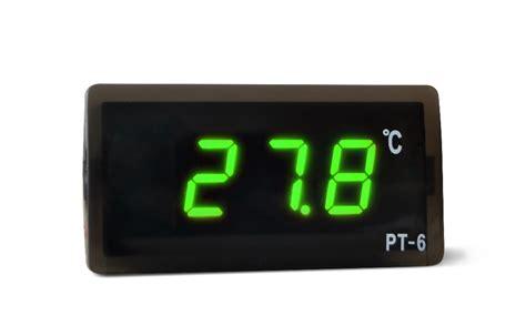 Termometer Akuarium Digital ringder pt 6 low price digital panel aquarium thermometer temperature indicator panel buy